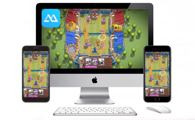 安卓/苹果投屏工具 Apowersoft ApowerMirror v1.4.7 终身授权 商业版